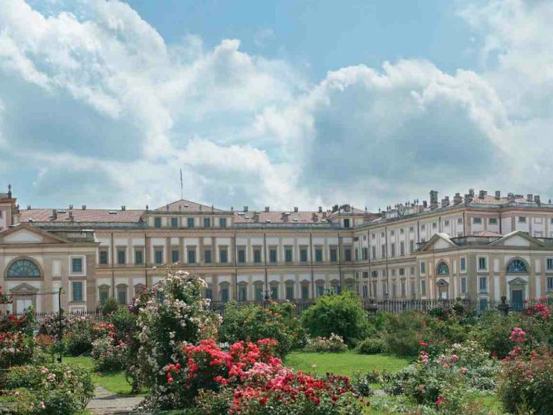 Eventlocation in Norditalien: Villa Reale in Monza