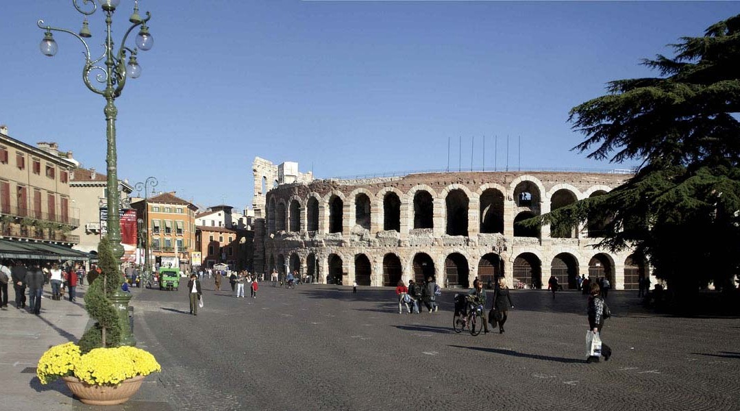 Destination of the Month: Verona