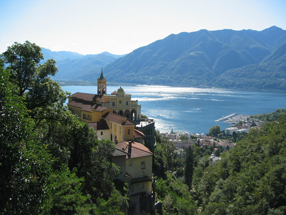 Destination of the Month: Lake Maggiore & Lake Orta