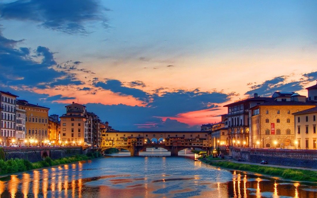 Destination of The Month: Florence
