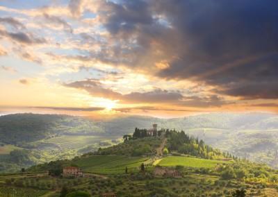 Siena & Montalcino Wein Tour