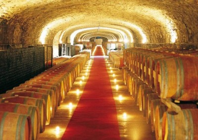 Toskana Montepulciano Wein Tour