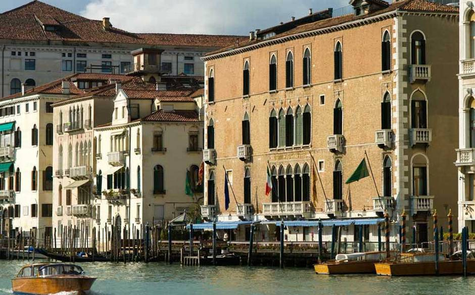 Location des Monats: Gritti Palace in Venedig