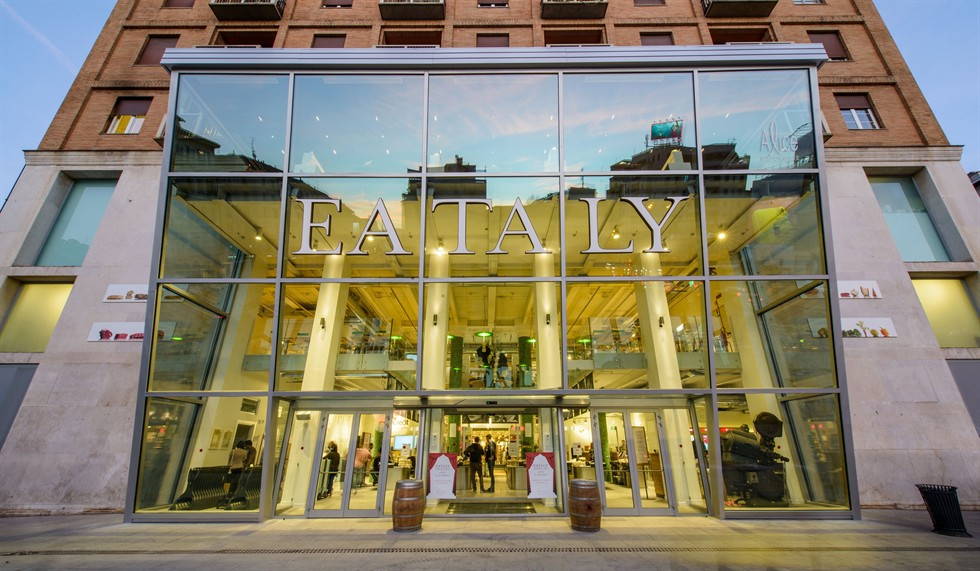 Eataly Store in Mailand